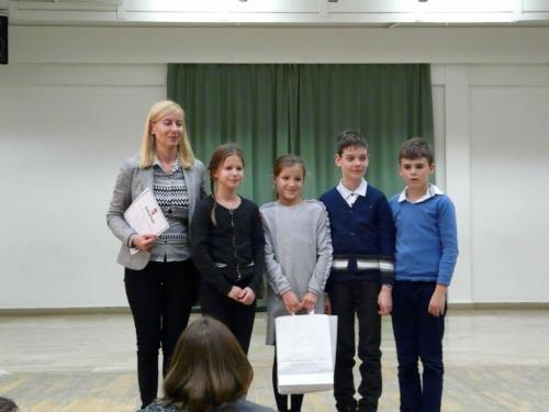3.b - 6. helyezett - Bolyai Anyanyelvi Csapatverseny
