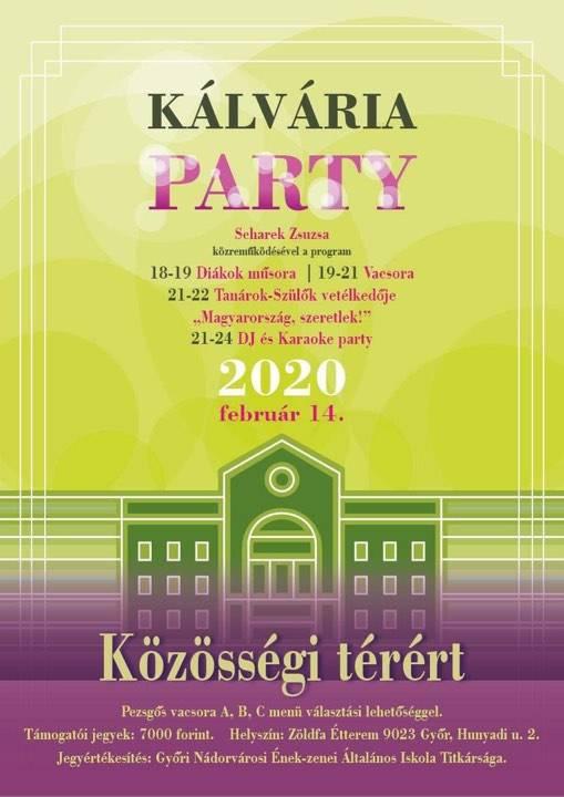 Kálvária Party